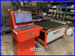 2014 SwiftCut CNC Plasma Cutting Table Used, Good condition, Standard delivery