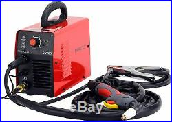 30 AMP Plasma Cutter connects to 220 VOLTS Clean cuts 4mm, 8MM Max Cut