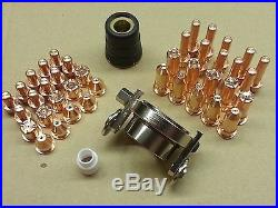 43pc Eastwood Versa Cut40 40A Set with Roller Guide Wheel WOW FAST US SHIP