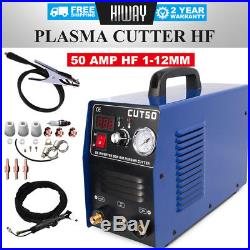 50A plasma cutter 14mm & plasma cutting torch & consumable fast shipping 1-3days