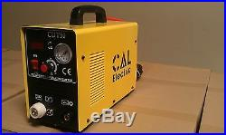 CAL Electric Air Plasma Cutter NEW 50AMP CUT50 Inverter & 60 Consumables US Sell