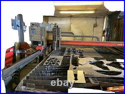 Cnc plasma cutting table 4 X 2 Complete With Max 100 Plasma Cutter