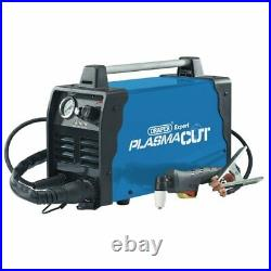 Draper 230V 25A Plasma Cutter Kit 8mm Cutting Capacity Face Mask Include