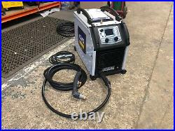 Gys Tri Plasma Cutter 85 Amp 30mm Clean Cut Inverter French Made 415v 3 Phase