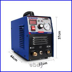 IGBT PLASMA CUTTER INVERTER HF 50 AMP 1-14mm THICKNESS 50AMP WITH CONSUMABLES