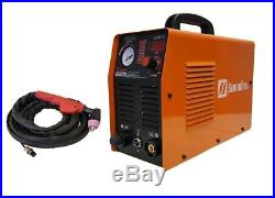 PLASMA CUTTER SIMADRE 50RX 110/220V 50 AMP EASY 1/2 CLEAN CUT w 60A TORCH