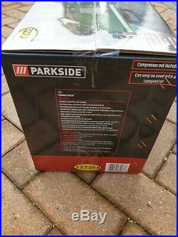 Parkside PLASMA CUTTER 15-30A Adjustable Cutting Current Cuts Up To 9mm Deep
