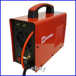 Pilot Arc Plasma Cutter Simadre 50DP Non-Touch 110V/220V 50 AMP Powerful 52 cons