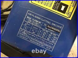 Plasma Cutter 12mm Cut 30amp 240v, R-Tech P30C With Cover