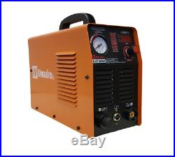 Plasma Cutter 25 Cons Simadre 50a 50rx 110/220v Easy 1/2 Clean Cut Power Torch