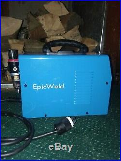Plasma Cutter 40 Amp 10mm Clean Cut, 110V-120V Same Factory as Well Known Brand