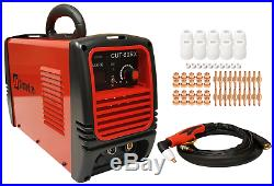 Plasma Cutter 60 Cons Simadre 50rx 110/220v 50 Amp 1/2 Clean Cut Power Torch