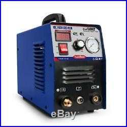 Plasma Cutter CUT50 Inverter Dual Voltage & AND Consumables 60% DUTY CYCLE 2018
