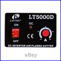 Plasma Cutter, Dual Voltage Compact Metal, For Clean Cut, Welding, Metalworking