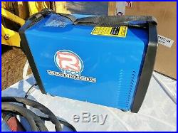 Plasma Cutter R-Tech P50HF 24mm Cutting / USED / SINGLE-PHASE