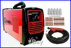 Plasma Cutter Simadre 60 TIPS 50 Amp 110/220V 1/2 Cut 50RX POWER TORCH