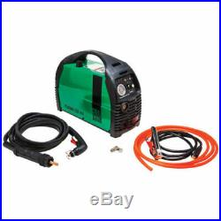 STEEL VISION Cut 40 Plasma Cutter With Built In Air Compressor