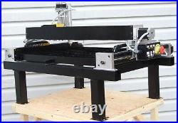 Small Cnc Plasma Cutting Table Kit 16 X 24 From Karvecut+thc+torch+