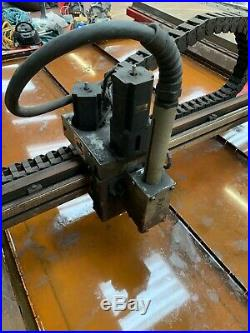 Swift Cut CNC Plasma Cutter water table with Hypertherm Powermax 105A