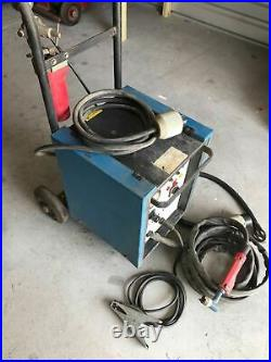 TESTED PCA 65-J Plasma Cutter 60A Cut Nu Tec Tecsys with Snap On Line Filter